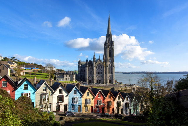 Cobh to Midleton and Waterford