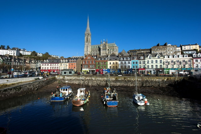 Shore Excursions from Cobh