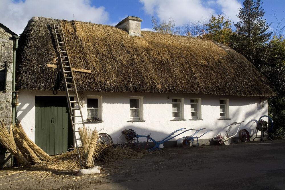 Bunratty Folk Park, Co.Clare