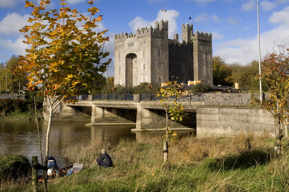 Bunratty Castle, Co.Clare