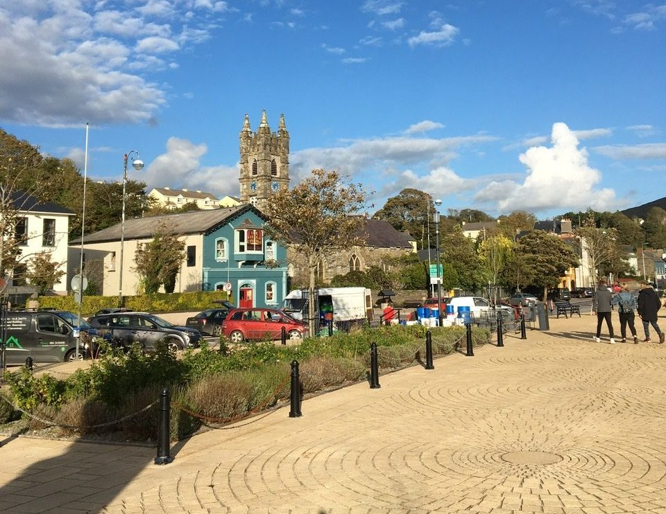 Bantry town square